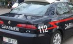 Urina nell'auto dei carabinieri dopo aver generato caos su un treno