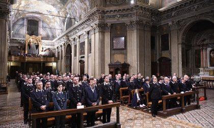 """I Carabinieri della Compagnia di Treviglio celebrano la patrona """"Virgo Fidelis"""" in Santuario"""