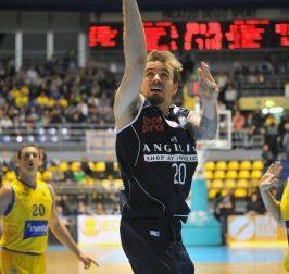 Colpo di mercato nel basket, a Treviglio arriva Voskuil