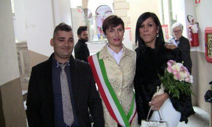 +FOTO+ Treviglio: Pamela e Nello oggi sposi! E' la prima unione civile