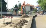 Fine lavori in paese: sabato l'inaugurazione di Corso Europa e viale Suardi
