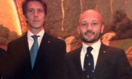 Il sindaco Ferla diventa nobile: Nominato cavaliere festeggia con Emanuele Filiberto