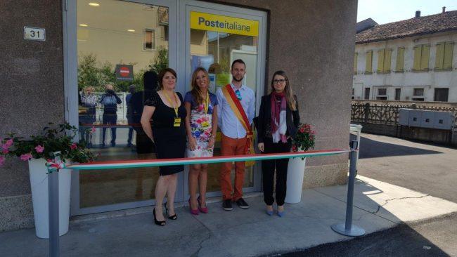 Ufficio Postale San Lorenzo Nuovo : Inaugurato il nuovo ufficio postale trevigliotv giornale di