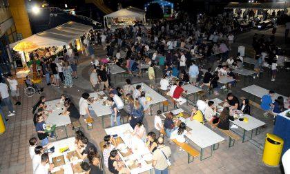 +FOTO+ La Basket Beer Fest va a canestro, 5mila presenze nel primo weekend – TreviglioTv