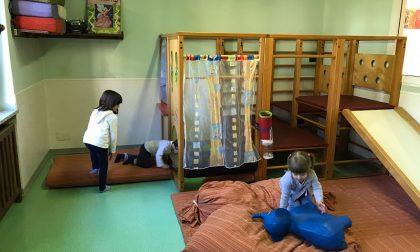Porte aperte al nido, anche i genitori tornano bambini – TreviglioTV