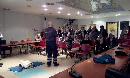 Fornovo: con l'Avis e la Croce Rossa a lezione di manovre salvavita – TreviglioTv