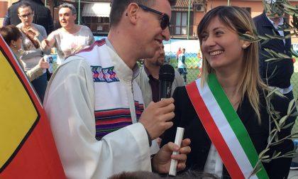 Oratorio in festa per l'inaugurazione del nuovo portico – TreviglioTV
