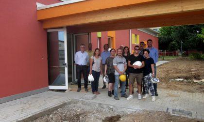 Nuovo asilo a Brignano, inaugurazione il 1° settembre