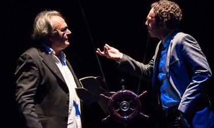 """""""Il testimone"""" a teatro contro la mafia – TreviglioTV"""