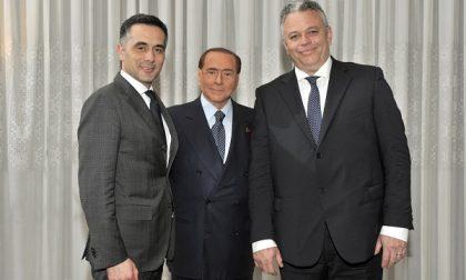 Crema: Silvio Berlusconi incontra Chicco Zucchi, candidato di Forza Italia alle comunali – TreviglioTv