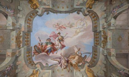 """Brignano: gli splendidi affreschi di Palazzo Nuovo visitabili con il """"Fai"""""""
