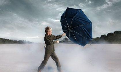 Freddo e pioggia attesi per le prossime ore, temperature sotto le medie