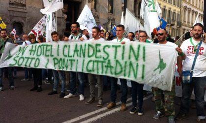 """Agnadello : Profughi nell'ex ufficio della Polizia, Lega Nord :""""Scelta scellerata"""""""