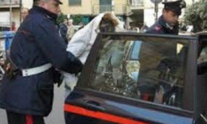 Pontirolo : Arrestato pregiudicato 32 enne, dovrà scontare 7 anni di carcere