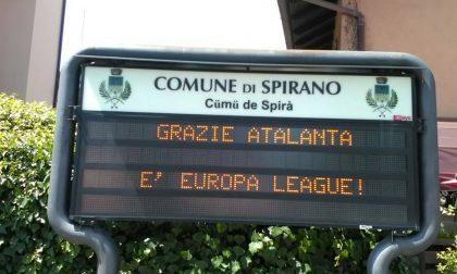 Anche Spirano ringrazia l'Atalanta – TreviglioTv
