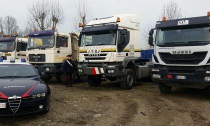 Gera d'Adda: Tenta di rubare batteria di un camion, in manette 50enne a Pandino – TreviglioTV