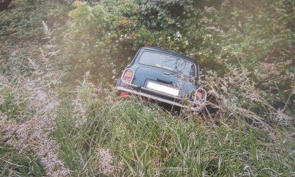 Brillo al volante, finisce nel fosso a Trezzo – TreviglioTv