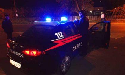 Calvenzano : tenta di rubare in una ditta, braccato dai Carabinieri
