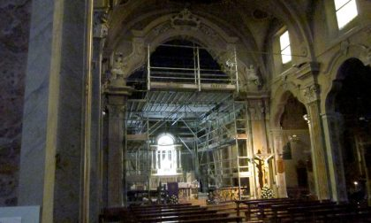 """Mozzanica: Il parroco :""""Donate oro per ristrutturare la chiesa"""". La particolare richiesta  – TreviglioTV"""