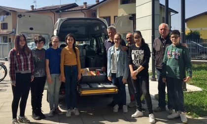 Il Consiglio comunale dei ragazzi di Cavernago s'impegna per il sociale – TreviglioTV