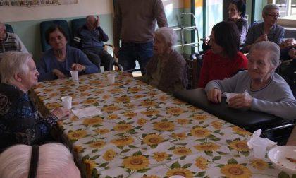 Una mimosa per le nonne di Spirano – TreviglioTV