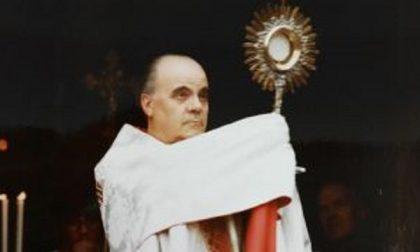 Canonica: Benemerenza civica a Don Ansalmo Crespi. La comunità lo ricorda – TreviglioTV