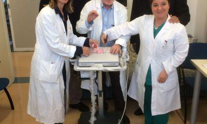 AMS dona un  nuovo ecografo per l'Ospedale di Treviglio – TreviglioTV