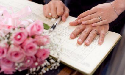 Caravaggio: I matrimoni civili verranno celebrati anche nel week end – TreviglioTV