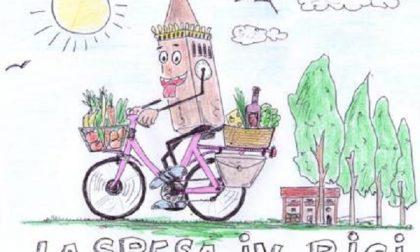 Con Legambiente la spesa si fa pedalando – TreviglioTV