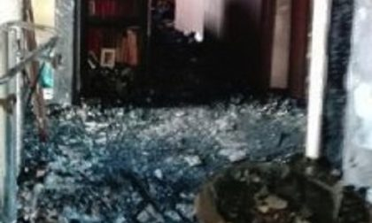 L'incendio a casa Boselli riaccende le polemiche a Fontanella e il Consiglio… s'infiamma – TreviglioTV