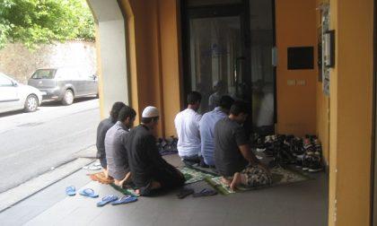Caso Moschea, ancora preghiera in strada a Martinengo