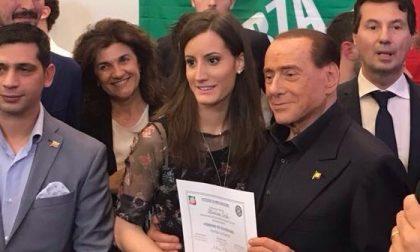 """Martina scende in campo: """"Una civica per Antegnate"""" – TreviglioTV"""