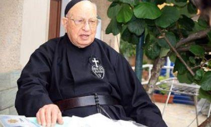 E' morto a 101 anni Padre Mariano Ambrosini – TreviglioTV