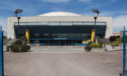 Riapre il Palafacchetti, il 20 novembre la Blu Basket torna a casa