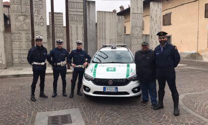 La Polizia locale rinnova il patto di sicurezza tra Spirano, Pognano e Verdello