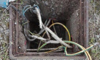Romano: Rubano i cavi di rame lungo la pista ciclopedonale, i lampioni restano al buio – TreviglioTV