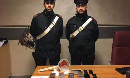 Romano: blitz dei carabinieri in hotel, sequestrati 4,5 chilogrammi di droga – TreviglioTV