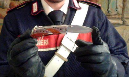 Rivolta d'Adda : Fermata con coltello a serramanico e kit da scasso, nei guai una 30enne -Treviglio TV