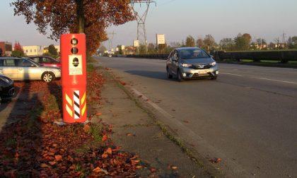 Treviglio : Nuovo Speed Check in via Moro, altri tre in arrivo.Ecco dove