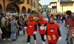 Grande successo per la sfilata in centro per carnevale – TreviglioTV