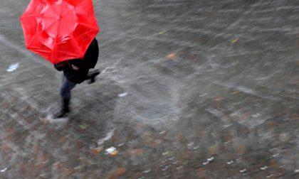 E' allerta meteo in Lombardia: rischio idrogeologico in codice giallo