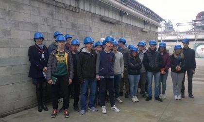 I ragazzi dell'Archimede a scuola dalla Protezione civile – TreviglioTV