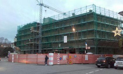 Treviglio: L'ex Tribunale darà una nuova sede ala Polizia Locale. Procede la riqualifica – TreviglioTV