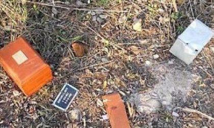 Fara d'Adda : Ladri in appartamento rubano anche le urne mortuarie.Ritrovate alla centrale elettrica – TreviglioTV