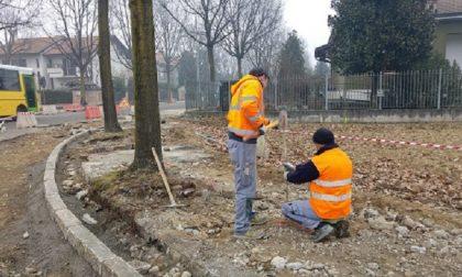 Treviglio: Furto nel cantiere comunale, rubata livella da 5mila euro – TreviglioTV