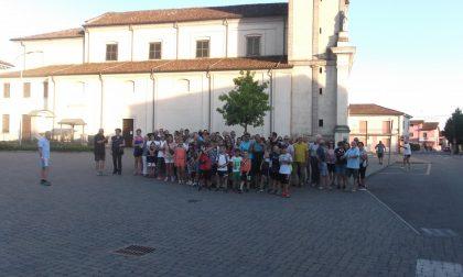 Oltre 150 persone, sabato scorso, per la camminata dell'Avis