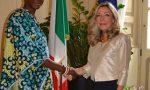 Visita d'eccezione per il Prefetto: arriva l'ambasciatrice del Burkina Faso