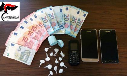 Spacciatore di cocaina e clandestino, arrestato a Cologno