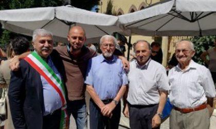 Padre Valdameri festeggia i 60 anni di sacerdozio