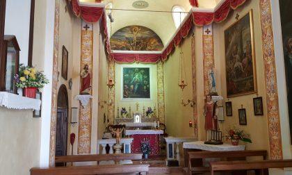 La chiesa di San Lorenzo, una piccola cattedrale artistica nella campagna di Romano FOTO